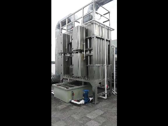 塑料行业废气处理制作报价 服务为先 苏州吉润环保科技供应
