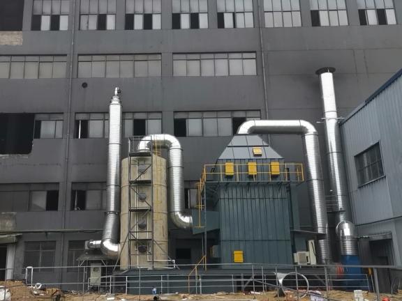 浙江工业锅炉废气治理 欢迎来电 苏州吉润环保科技供应
