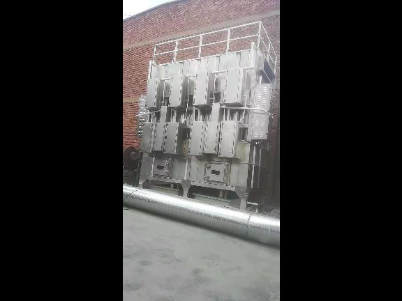 燃煤锅炉除烟设备供应公司 服务为先 苏州吉润环保科技供应