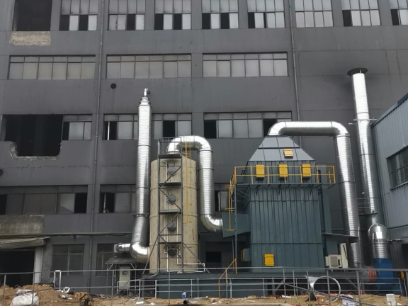 专业服务好的工业废气处理生产 服务至上 苏州吉润环保科技供应