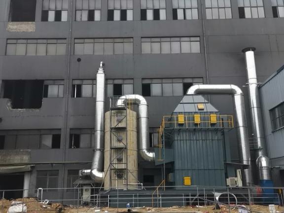 塑料造粒机废气处理设备生产厂家 客户至上 苏州吉润环保科技供应