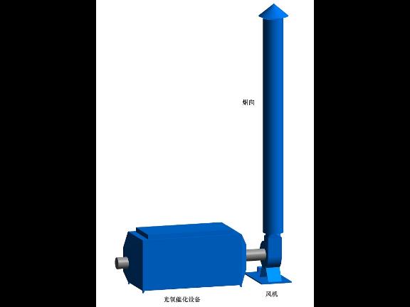 橡胶废气处理系统生产厂家 有口皆碑 苏州吉润环保科技供应