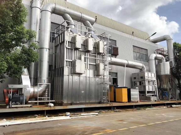 硫化氢废气处理装置哪里有卖 欢迎咨询 苏州吉润环保科技供应