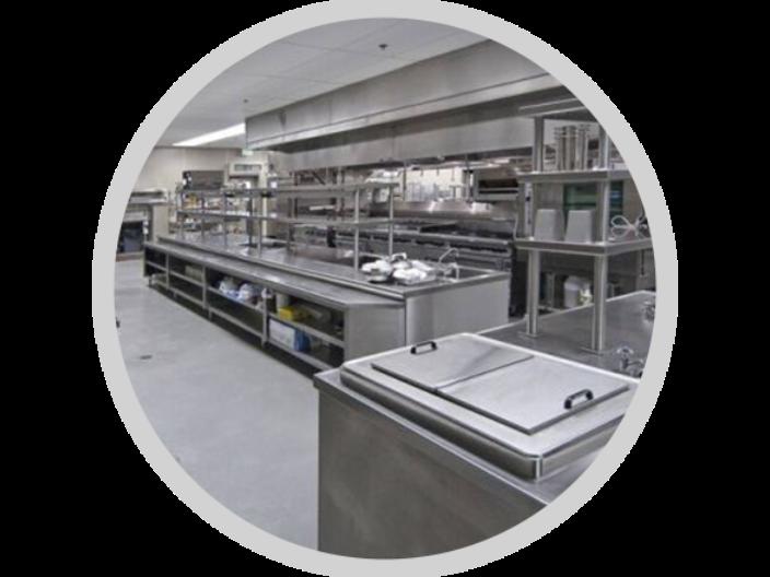 南山咖啡店厨具品牌 深圳绿缔厨具设备供应