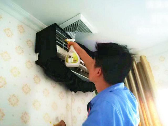上角洗衣机清洗,家电清洗