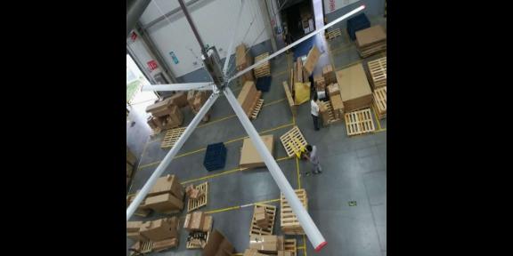 松江区屋顶大风扇怎么样 苏州郎昊工业科技供应
