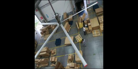 杨浦区超大型节能大风扇 苏州郎昊工业科技供应