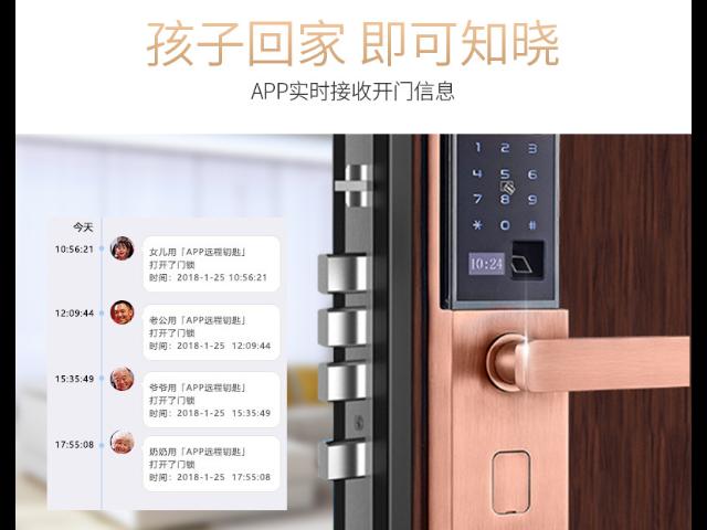 佛山app控制门锁家用 诚信互利「深圳市安久和电子供应」