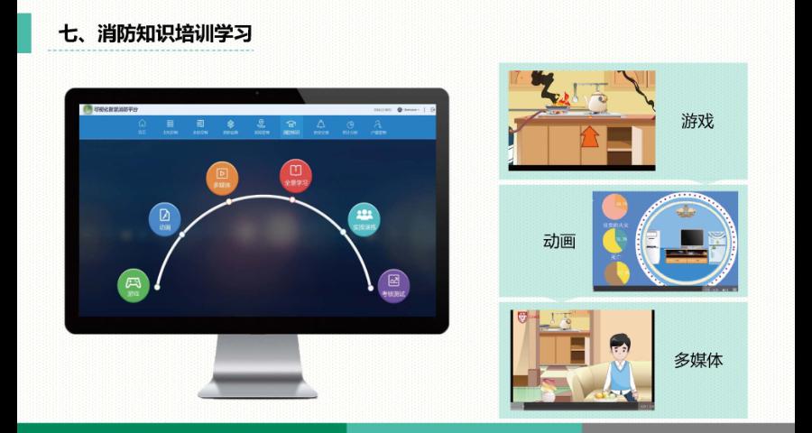 九江校园可视化智慧消防系统解决方案 苏州思迪信息技术供应