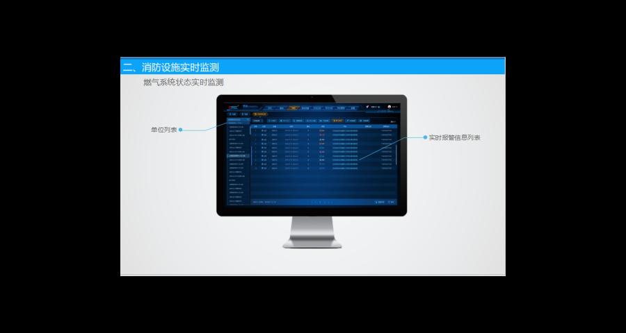 朝阳消防安全管理平台服务商 苏州思迪信息技术供应
