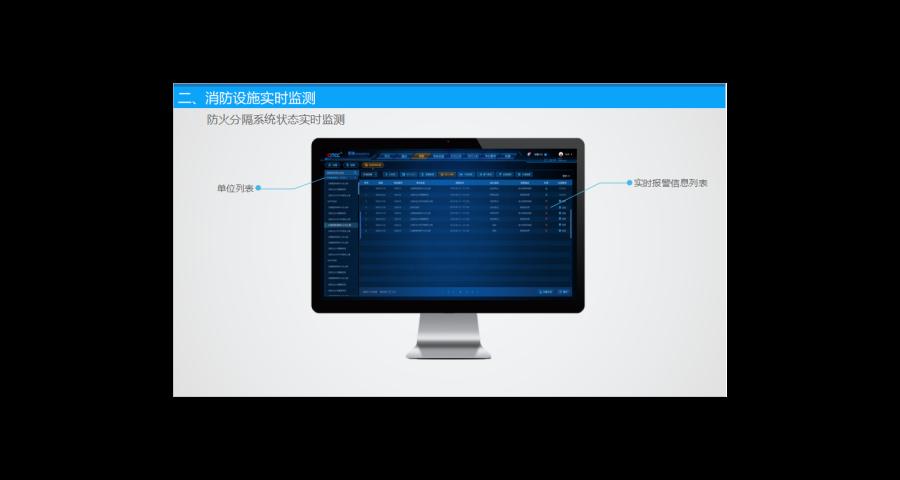 济宁消防安全管理平台 苏州思迪信息技术供应