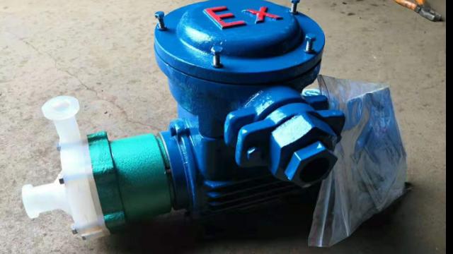 湖南氟塑料磁力泵品牌,氟塑料磁力泵