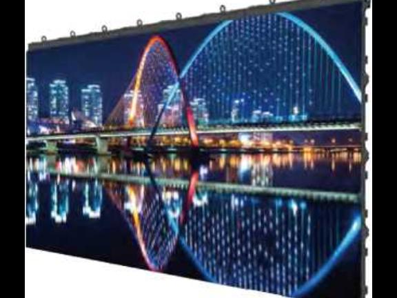 戶外全彩顯示屏安裝公司 歡迎來電「深圳市華視顯科技供應」