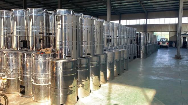 广东不锈钢周转桶批发 服务至上 苏州圣思瑞包装容器供应