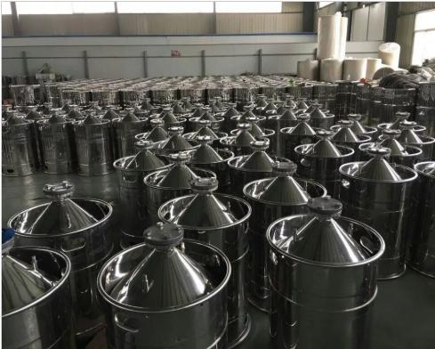 内蒙古电解液桶厂家材质 苏州圣思瑞包装容器供应