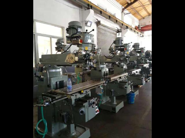 浙江自動炮塔銑床有多重 蘇州泰蘭特進出口貿易供應