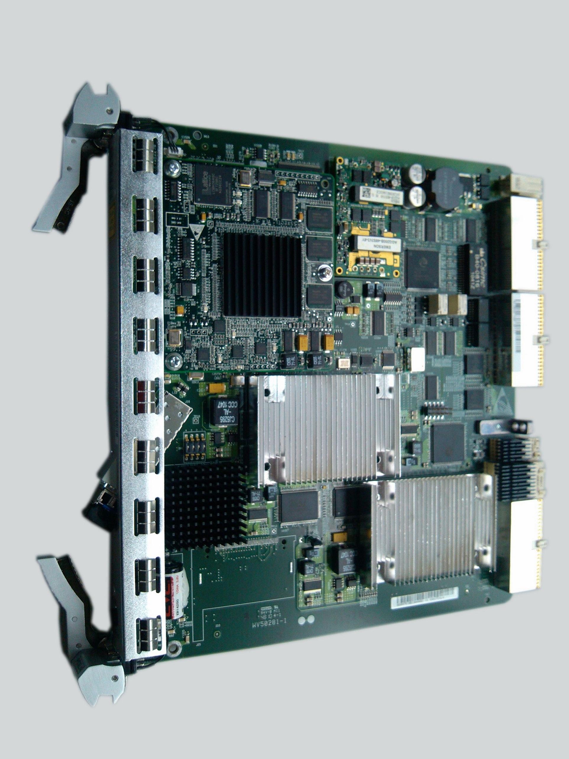 海南光传输设备烽火2路交换式千兆以太网处理板