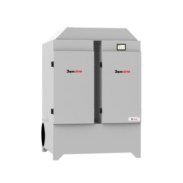 浙江油雾处理器收费 来电咨询 江苏德玛勒环保设备供应