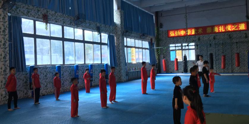 惠州成人动作武术培训课程,动作