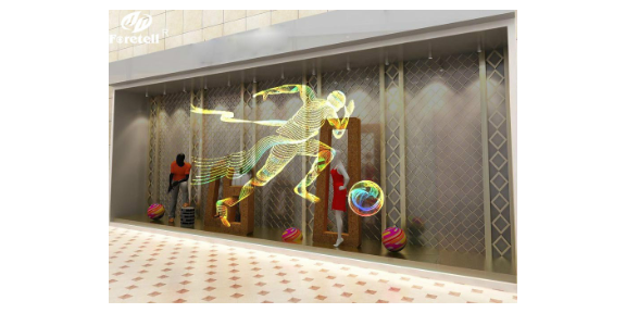 成都全息宴會廳廠家 富泰爾智慧展廳整體解決方案供應