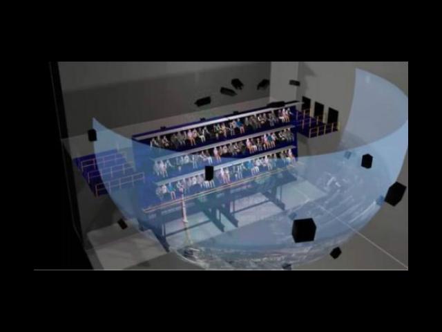 成都沉浸式投影要多少钱 富泰尔智慧展厅整体解决方案供应