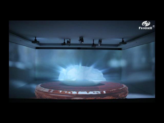 上海沉浸式投影互动厂商 富泰尔智慧展厅整体解决方案供应