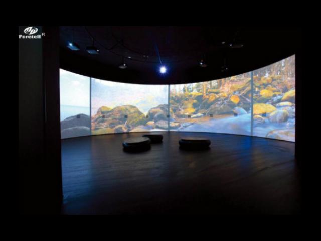 北京沉浸互动投影多少钱 富泰尔智慧展厅整体解决方案供应