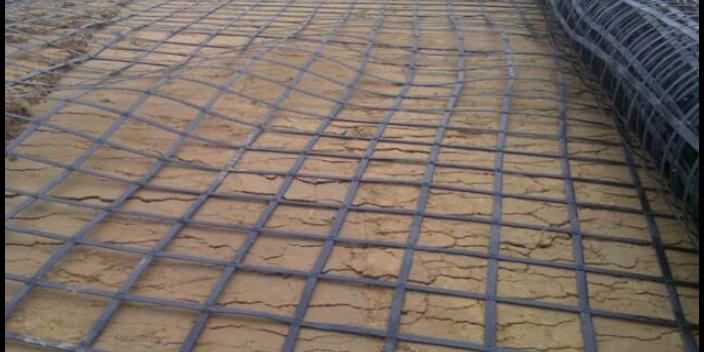 青岛品质涤纶土工格栅出厂价格