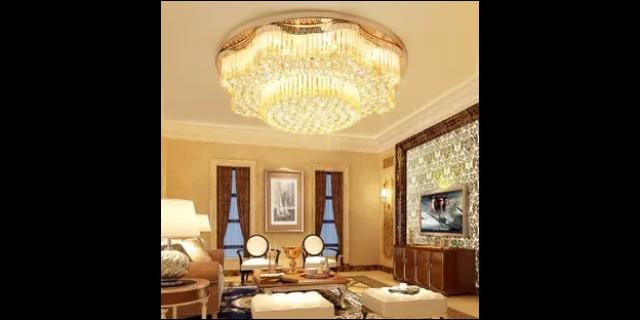 上海有名的水晶灯欢迎选购