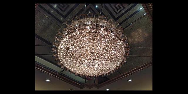 青浦区资质水晶灯机械化
