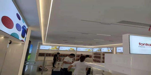 商場燈箱制作哪家設計好 歡迎咨詢「上海添辰廣告供應」
