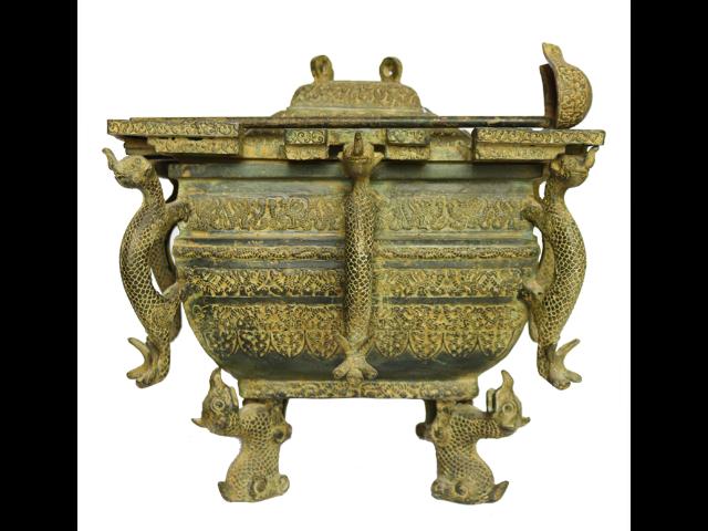 洛阳青铜器兵马俑