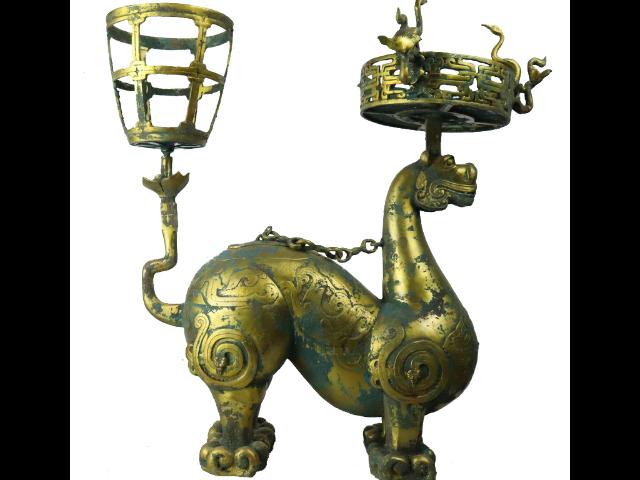 鹤壁战国编钟青铜剑