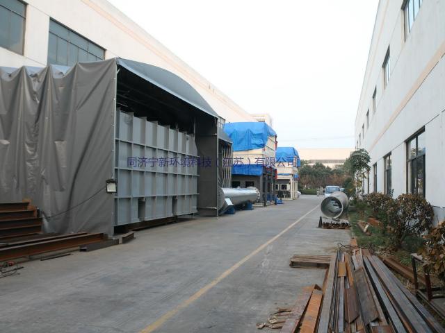 浙江蓄热式热氧化设备 同济宁新环境科技供应