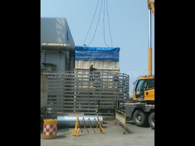 江蘇有機廢氣催化燃燒設備廠家 同濟寧新環境科技供應