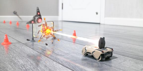 佛山AR玩具车研发 值得信赖「统域机器人供应」