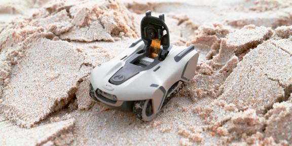 郑州小型AR玩具车「统域机器人供应」