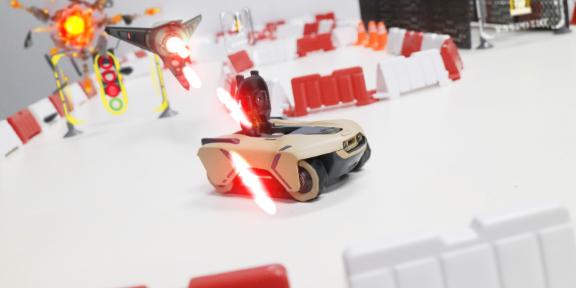 无锡网红AR玩具「统域机器人供应」