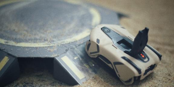 杭州成年混合現實游戲「統域機器人供應」