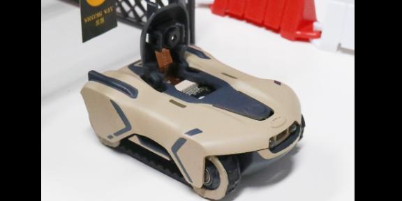 MR赛车生产公司「统域机器人供应」