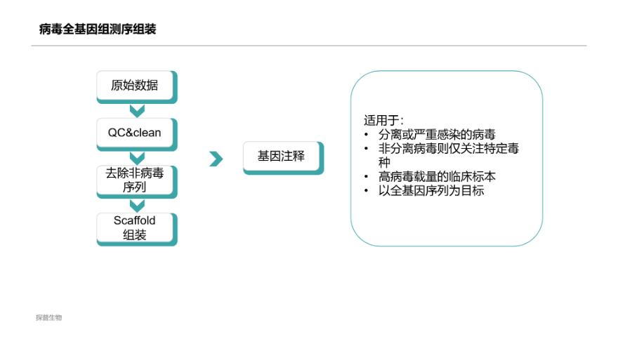 深度测序服务公司 铸造辉煌「上海探普生物科技供应」