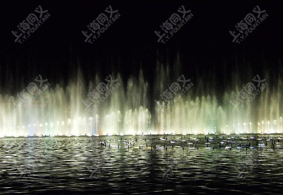 常州公园音乐喷泉