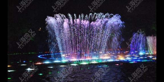 徐州大型湖面音乐喷泉设备