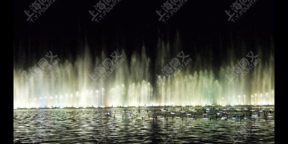 安徽水幕音乐喷泉供应商家