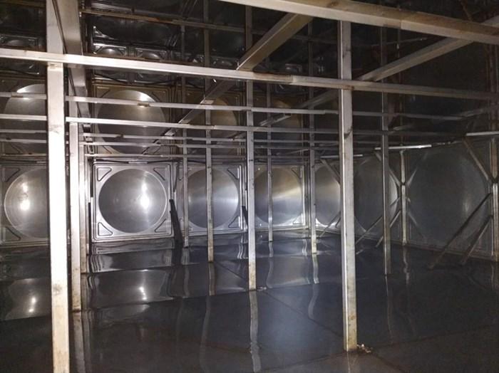 呈贡区附近小区二次供应蓄水池清洗服务公司 欢迎咨询 清洗先生供应