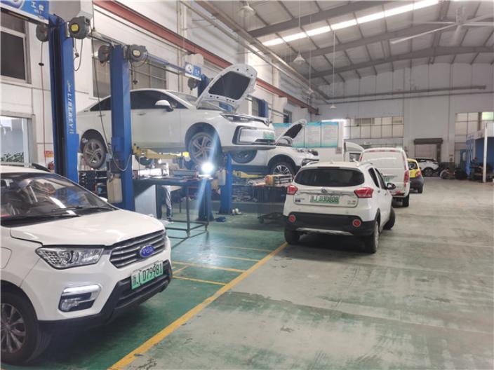 松門鎮混合新能源汽車維修 誠信為本 臺州匯特新能源供應
