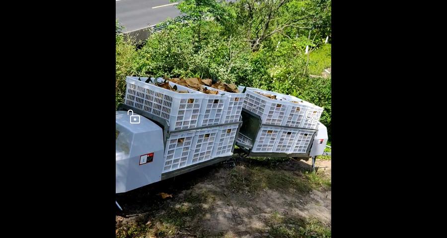 嘉兴果园运输机定制 欢迎咨询 台州合祥机械供应
