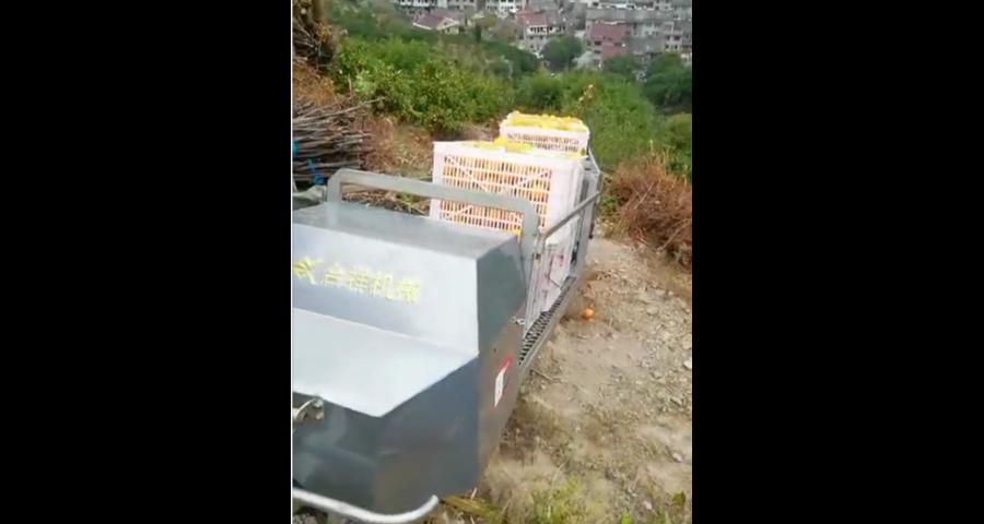 云浮果园运输机哪个牌子好 值得信赖 台州合祥机械供应