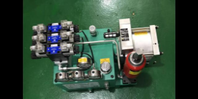青島常規液壓泵站配件
