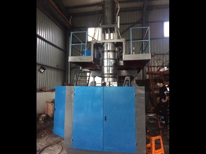 苏州挤吹中空成型机设备价格 台州市融亚机械设备供应